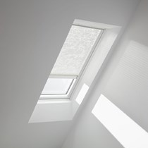 VELUX® Remote Solar Translucent Pleated Blinds (FSL)
