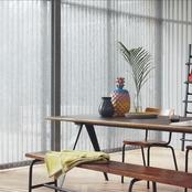 Luxaflex Verticals Semi-Transparent Metals - 89mm