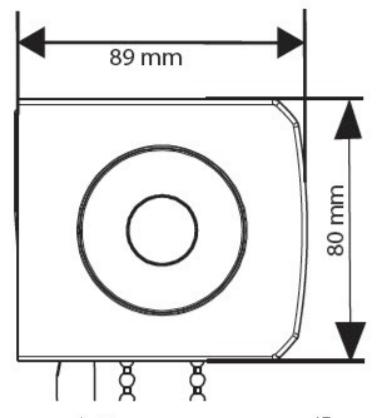 Luxaflex Twist Cassette Size