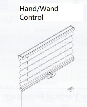 Hand/Wand Control