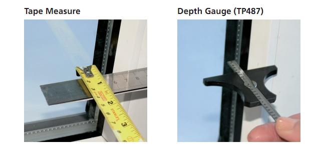 INTU Bead Depth Measure Guide