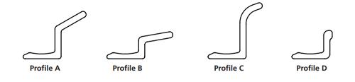 INTU Pleated Profiles