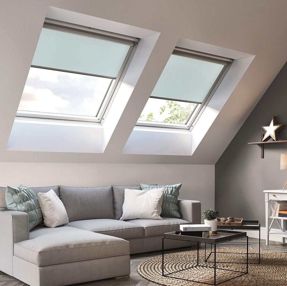 Keylite Blue Living room Polar Combi Pine