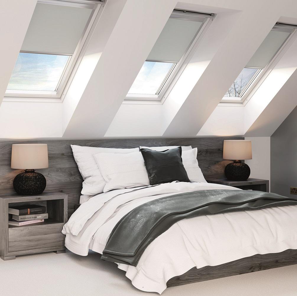 Keylite Grey Bedroom Polar