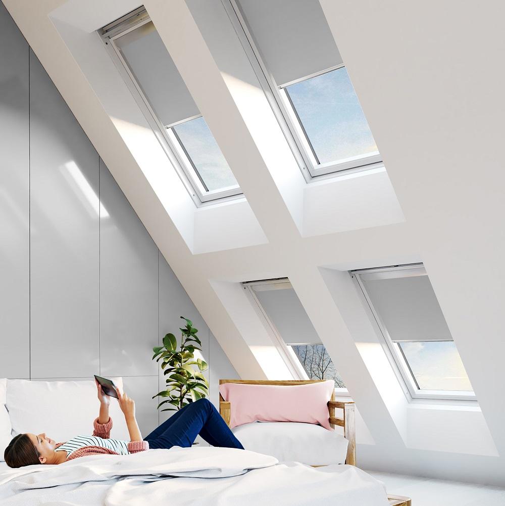 Keylite Grey Bedroom Quad Polar Person