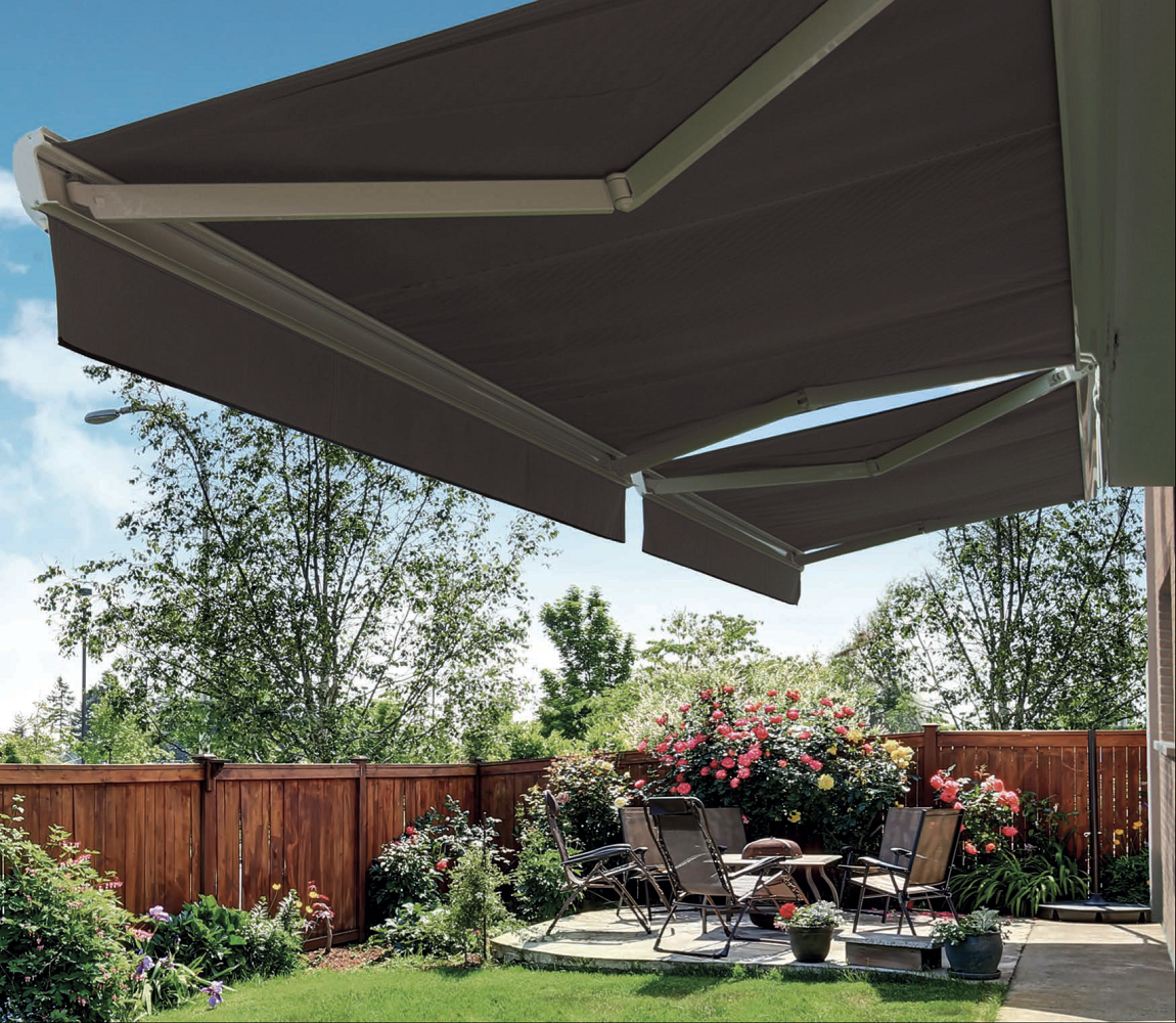 Luxaflex Awning Example