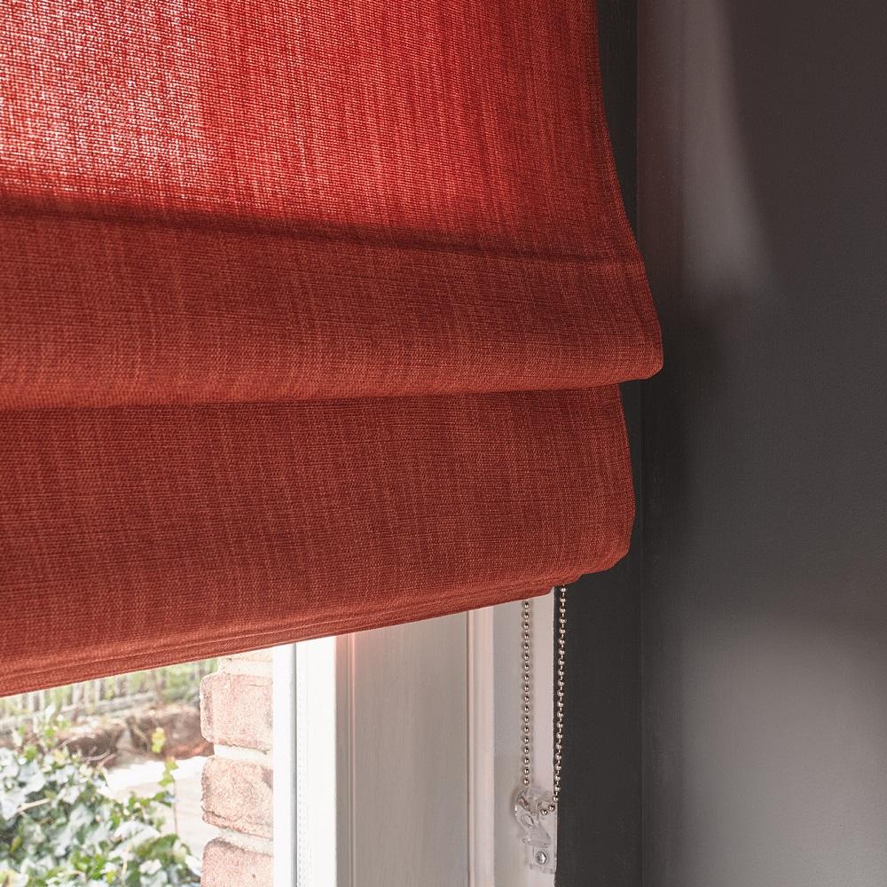 Luxaflex Roman Red