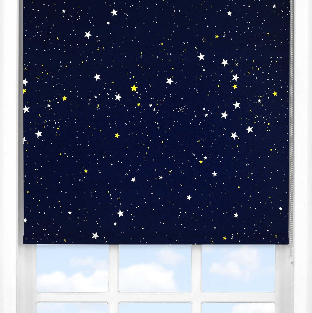 Bloc Night Sky Image