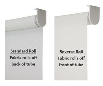 Standard or Reverse Roll Image