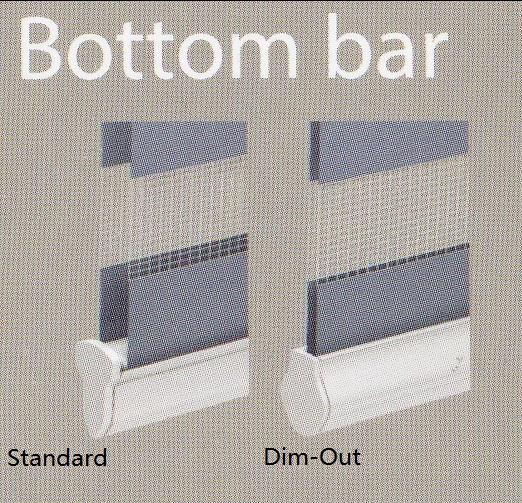 luxaflex Essential Multishade Bottom Bar
