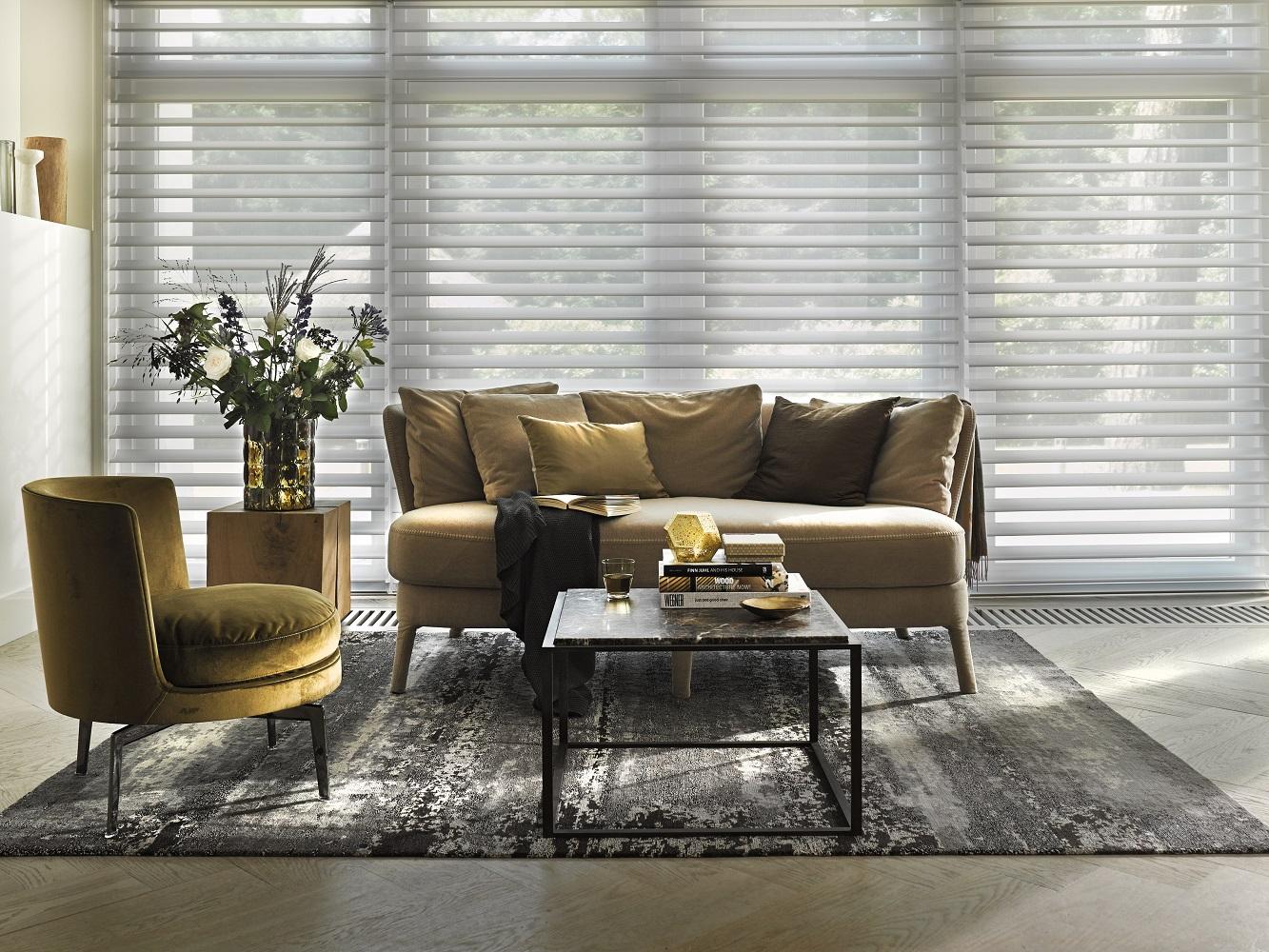 White Silhouette Room