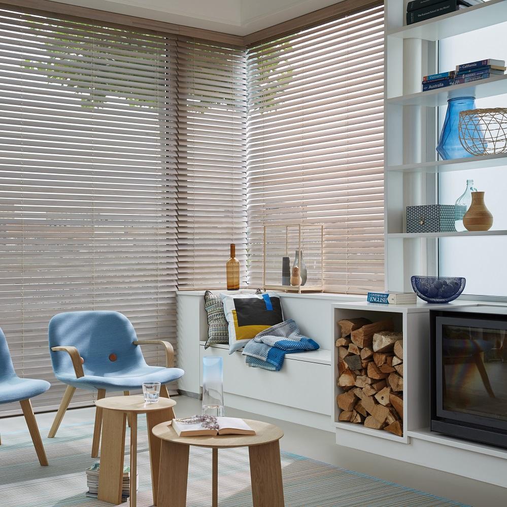 Luxaflex 0302 image Wood Venetian