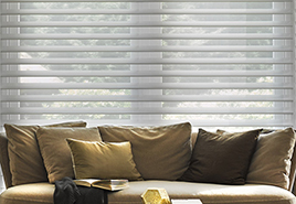 Gallery - Silhouette and Tri-Shade Blinds