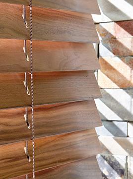 Gallery - Wooden Venetian Blinds