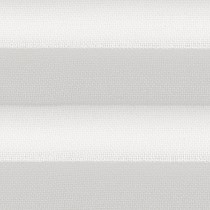 VELUX® Flat Roof Electric Pleated Blind (FMG) | 1016 - White