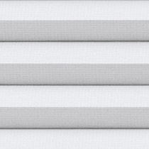 VELUX® Flat Roof (FMK) Electric Energy Pleated Blind | 1045 - White