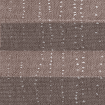 VELUX® Pleated (FML) Electric Blind | 1276 - Dusty Brown
