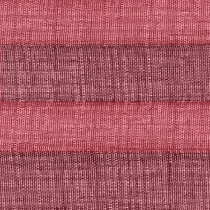VELUX® Pleated (FSL) Solar Blinds   1279 - Claret Red
