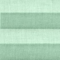 Genuine VELUX® Flying Pleated (FHL) Blind | 1281 - Mint Green