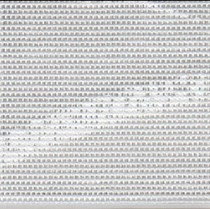 Luxaflex 20mm Transparent Plisse Blind | 2267 Leaves Sheer