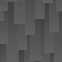 Deco 2 Luxaflex Room Darkening Grey/Black Roller Blind | 6887 Waikiki