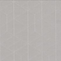 Deco 1 - Luxaflex Translucent Grey/Black Roller Blind   7486 Gerola