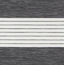 Luxaflex Essential Multishade Grey and Black Blind | 8012