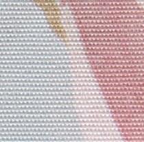 Luxaflex 20mm Translucent Plisse Blind | 8088 Magnolia DustBlock