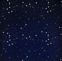 VALE for Keylite Blackout Blind   917165-0234-493-234-200 Night Sky