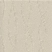 Decora Roller Blind - Fabric Box Design Translucent   Aria Stone