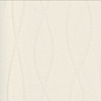 Decora 89mm Fabric Box Vertical Blind | Aria Vanilla
