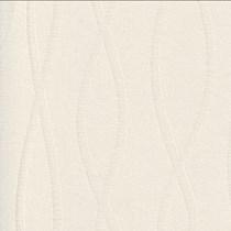 Decora Roller Blind - Fabric Box Design Translucent   Aria Vanilla