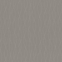Decora Roller Blind - Fabric Box Design Translucent   Aria Zinc