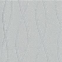 Decora Roller Blind - Fabric Box Design Translucent   Aria Vapour
