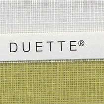 VALE 25mm Batiste Duo Tone Translucent Duette Blind | Day Spring 3290