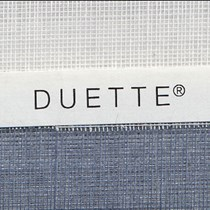 VALE 32mm Batiste Duo Tone Translucent Duette Blind | Mountain Lake 2136