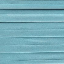 VALE Blinds Electrically Operated 25mm Duette Flat Roof Blind | Unix - BrightAqua 2902