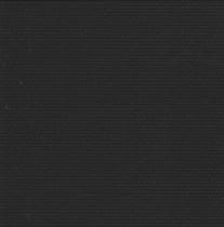 VALE Flat Roof Roller Blackout Blind   DBW1830-PVC Black FR