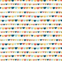 VALE for Tyrem Roller Blind | DIGIBB-PBB-T Playful Bunting B