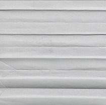 VALE Flat Roof 25mm Duette Blind | Unix - Dolphin 0633