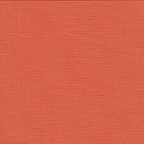 VALE R20 Large Translucent Roller Blind   Eden - Tangerine