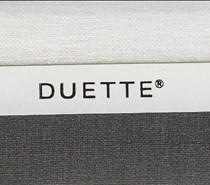 Luxaflex 25mmTranslucent Duette Blind | Elan Duo Tone 1538