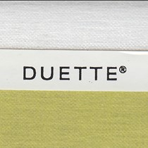 VALE 25mm Elan Duo Tone Translucent Duette Blind | DaySpring 3290