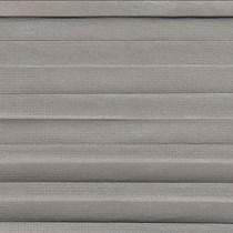 VALE Flat Roof 25mm Duette Blind | Unix - Elephant 4532