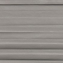 VALE Blinds Electrically Operated 25mm Duette Flat Roof Blind   Unix - Elephant 4532