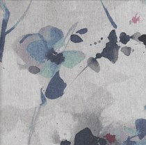 VALE Roman Blind - Imperial Collection | Elmhurst Blueberry