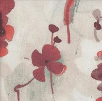 VALE Roman Blind - Imperial Collection | Elmhurst Fiery Red