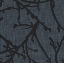 VALE Roman Blind - Imperial Collection   Erindale Blueberry