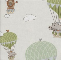 VALE Roman Blind - Creative Collection | High Flyers Multi