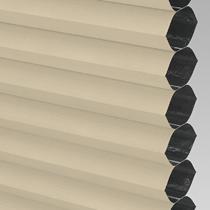 VALE Blackout Honeycomb Blind | PX72003-Hive Barley